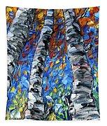 Aspen Up Tapestry