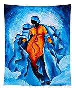 Assumption  Advocata Nostra Tapestry