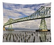 Astoria Bridge Tapestry