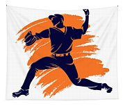 Astros Shadow Player2 Tapestry