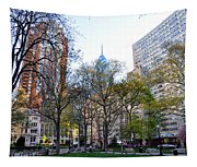 At Rittenhouse Square Tapestry