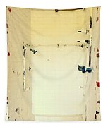 Atalaya Castle Shower Tapestry