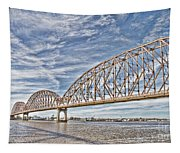 Atchafalaya River Bridge Tapestry
