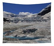 Athabasca Glacier 1 Tapestry