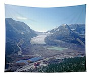 1m3735-athabasca Glacier Tapestry