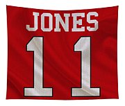 Atlanta Falcons Julio Jones Tapestry