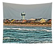 Atlantic Beach Tapestry