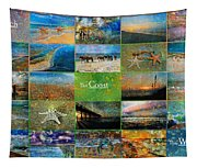Atmospheric Beaches   Tapestry