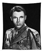 Audie Murphy Tapestry