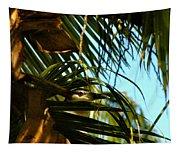 Auku'u The Black Crowned Night Heron Tapestry
