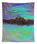 Aurora Borealis Tapestry
