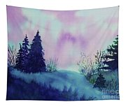 Aurora Borealis I Tapestry