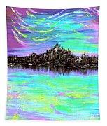 Aurora Borealis Poster Tapestry