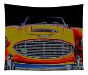 Austin Healey 100 Tapestry
