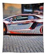 Automobili Lamborghini Tapestry by Gary Keesler