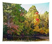 Autumn Beauty Tapestry