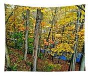 Autumn Below Tapestry