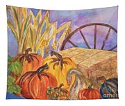 Autumn Bounty Tapestry