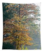 Autumn Cypress Tapestry