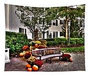 Autumn Display At The Sagamore Resort Tapestry