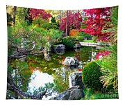 Autumn Dream Tapestry