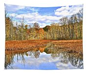 Autumn Fades Tapestry