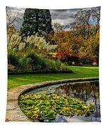 Autumn Garden Tapestry