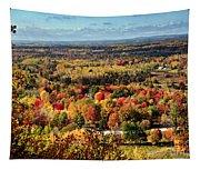 Autumn Glory Landscape Tapestry