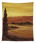 Autumn Glow Tapestry by Darice Machel McGuire