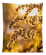 Autumn Goldenrod - Paint  Tapestry