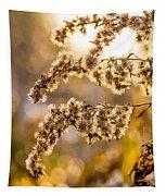 Autumn Goldenrod  Tapestry