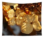 Autumn Hydrangeas I V Tapestry