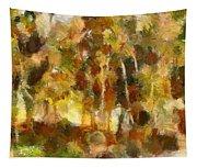 Autumn Impression 1 Tapestry