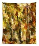 Autumn Impression 2 Tapestry