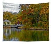 Autumn In Atlanta Tapestry
