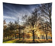 Autumn In London Tapestry