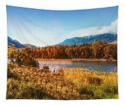 Autumn In Montana Tapestry