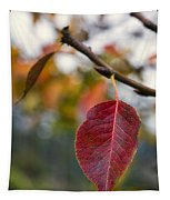 Autumn Leaf Tapestry