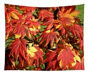 Autumn Leaves 07 Tapestry