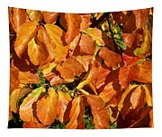 Autumn Leaves 82 Tapestry