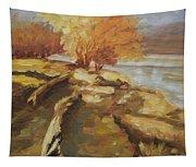 Autumn Light2 Tapestry