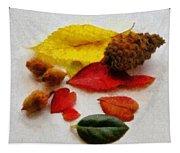 Autumn Medley Tapestry