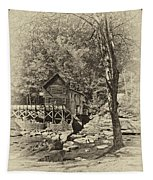 Autumn Mill 2 Antique Tapestry