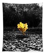 Autumn Oak Isolations Tapestry