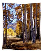 Autumn Paint Chama New Mexico Tapestry