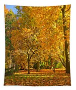 Autumn Park Tapestry