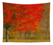 Autumn Popping Tapestry