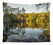 Autumn Retreat Tapestry