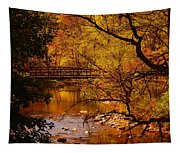 Autumn Scene Tapestry