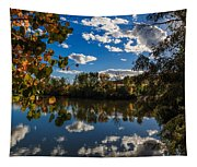 Autumn Skies Tapestry